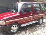 Foto Toyota Kijang Super Long KF 50 tahun 1990 Model...