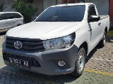 Foto 2017 Toyota Hilux Pick Up