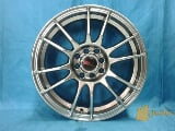 Foto Velg mobil racing sparco 106 hsr ring 16x7 hole...