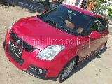 Foto Suzuki Swift Gl Built Up