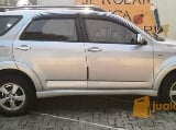 Foto Toyota Rush Type S 2008 Manual Silver