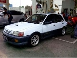 Foto White Toyota Starlet GT Turbo 4FTE Convert Good...