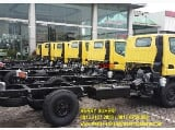 Foto 2021 Mitsubishi Canter Chassis All New Varian...