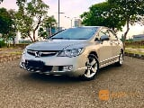 Foto Honda Civic 1.8 FD 2007 AT Sedan Silver Kond....