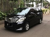 Foto Toyota alphard wheelcab 2010 2.4 at special...