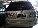 Foto Toyota new fortuner 2.7 g lux at 4x new fortuner
