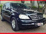Foto Mercedes benz ML320 Tahun 2002 / 2003 Matic...