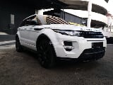 Foto 2012 Land Rover Range Rover Evoque Luxury