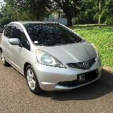 Foto Honda Jazz Type S 2010 Silver Automatic
