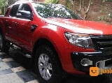 Foto Ford Ranger WildTrack 4x4 AT 2014 Istimewa