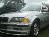 Foto BMW 3 Series 318i 2000 Sedan dijual