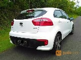 Foto All New Kia Rio 2015 Putih Istimewa