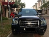 Foto Ford Everest XLT matic thn 2008 warna Hitam