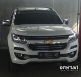 Foto Chevrolet trailblazer 2.5 at 2017 putih