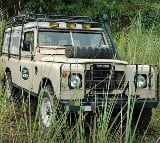 Foto 1977 Land Rover Defender long seri 3