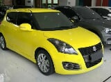Foto 2013 Suzuki Swift Sport CBU