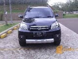 Foto Terios Tx Manual 2013 Hitam