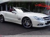 Foto Mercedes-Benz SL300 Grand Edition 2012 dijual
