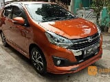 Foto Daihatsu New Ayla R Deluxe Manual 2017