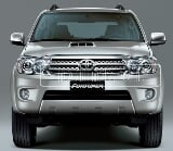 Foto Toyota Fortuner 2.5 g at diesel