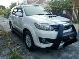 Foto 2013 - toyota - fortuner 4x2g at dsl