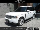 Foto 2011 Land Rover Range Rover Vogue