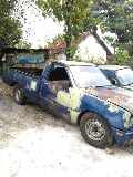Foto Chevrolet Luv Pick Up Tahun 1982 Siap tempur