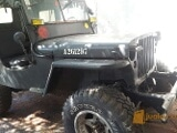 Foto Jeep willys antik