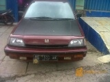 Foto Honda civic wonder 1986