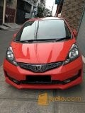 Foto Honda Jazz RS AT 2013 akhir MMC dp10 Merah...
