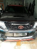 Foto Toyota Fortuner G Manual Diesel