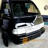 Foto Suzuki carry pick up hitam