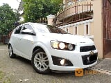 Foto Chevrolet AVEO 1.4 LT AT Putih Full Original...