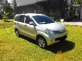 Foto Toyota Avanza E 2014 dress up G tangan pertama...