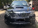 Foto Jual Toyota Fortuner 2013 Automatic