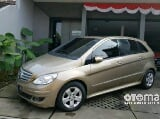 Foto Mercedes benz b class b170 panoramic
