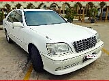 Foto Toyota Crown RS 2000 / 2001 Matic Putih Mewah...