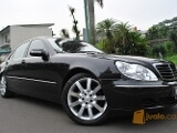 Foto Mercedes Benz S 280 AT LWB 2003
