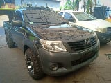 Foto 2012 Toyota Hilux Pick up AcPs