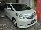 Foto 2010 Toyota Alphard at