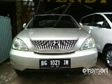 Foto Toyota harrier 2.4 g l-package