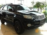 Foto Fortuner g manual diesel warna black