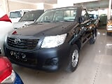 Foto 2013 Toyota Hilux 2.0 Pick Up Single Cabin