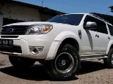 Foto 2012 - ford - everest 4x4 mt