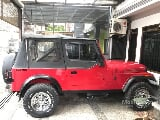 Foto 1981 CJ 7 4.2 Automatic Jeep - 4.0
