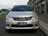 Foto Toyota Grand Innova G 2013 AT Tgn1 Silver...