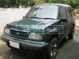 Foto Suzuki Sidekick Drag One