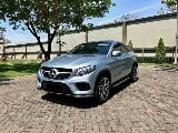Foto 2015 Mercedes Benz GLE 400 Coupe