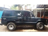 Foto Chevrolet Trooper th 87 manual 4x4 Diesel