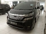 Foto 2010 Toyota Vellfire at